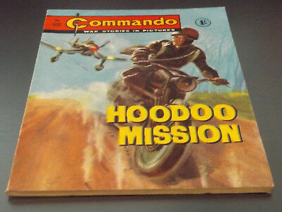 Commando War Comic Number 350!,1968 Issue,excellent For Age,50 Years Old,v Rare.