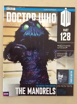 Doctor Who - Figurine Collection - issue 128 - The Mandrels (MAG ONLY)