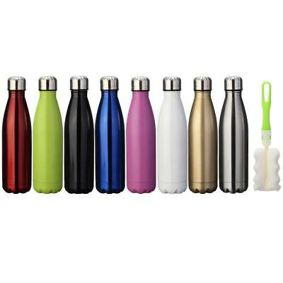 KING DO WAY Insulated Stainless Steel Water Vacuum Bottle Flask Double-walled wi