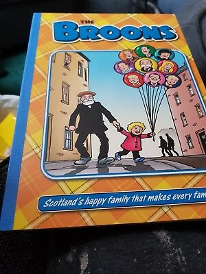 The Broons Book 2010 X VERY GOOD CONDITION X 1050 X