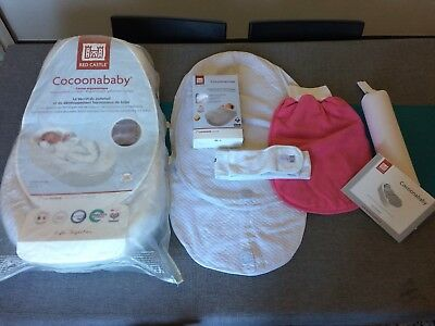 Cocoonababy Complet Red Castle