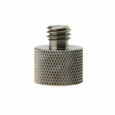 """CAMVATE 3/8""""-16 Male to 5/8""""-27 Female Screw Thread Adapter for Microphone rig"""