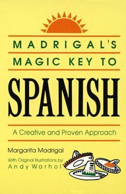 Madrigals Magic Key To Spanish by Margarita Madrigal 9780385410953