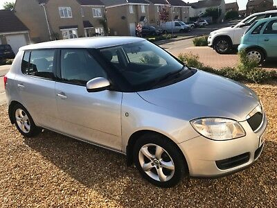 2008 Skoda Fabia 2 1.2 Petrol (Low miles only 39,500) with Air Conditioning