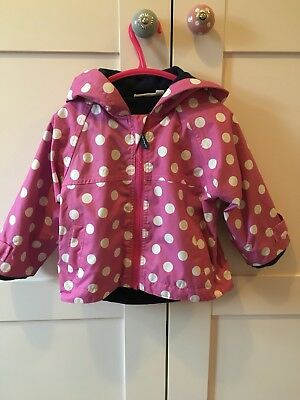 jojo maman bebe 6-12 months girl Raincoat