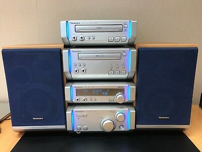 Technics HD505 Mini System - Fully Working & Complete