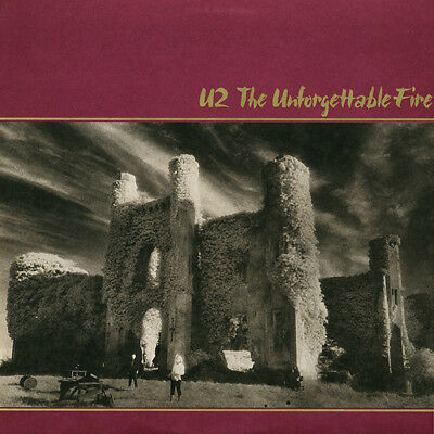 U2 ~ The Unforgettable Fire ~ Remastered ~ Vinyl Lp ~ New/sealed