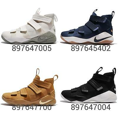 11424baabc59 NIKE LEBRON SOLDIER XI SFG EP 11 James LBJ Basketball Shoes Sneakers Pick 1  - EUR 90