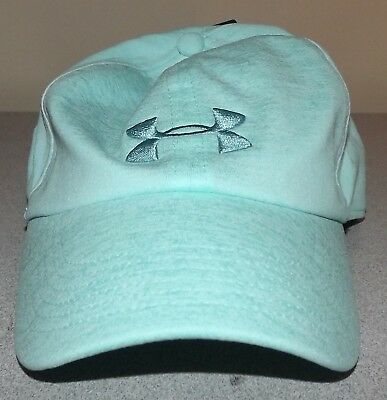 NWT Under Armour Women's Infinity Baseball Cap #1306297 - 425 Hat OSFA Free Fit