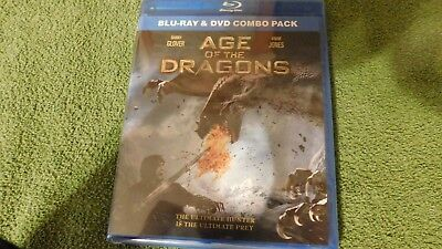 Age of the Dragons (2011) - Blu-ray + DVD Combo, Brand New and Still Sealed
