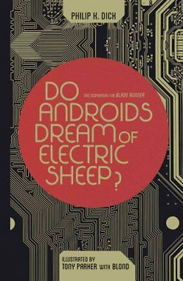 Do Androids Dream of Electric Sheep Omnibus by Tony Parker 9781608867844