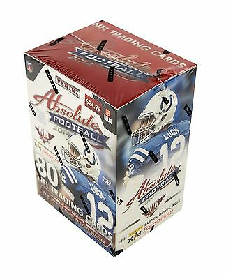 NFL trading card box: 2014 Panini Absolute NFL CARDS Football Factory Sealed