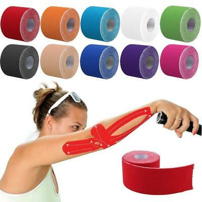 Sports Kinesiology Tape Elastic Physio Muscle Tape PRO Pain Relief Support LH