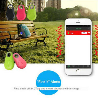 33F7 Bluetooth Spy GPS Tracking Finder Device For Car Pets Kids Anti Loss Tracke