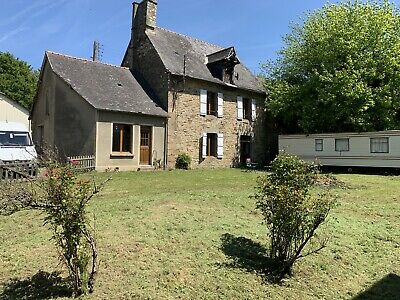 BRITTANY FARMHOUSES +BARNS AND OUTBUILDINGS 2.5 Acres Construction Land Antrain