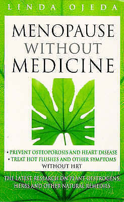 Menopause Without Medicine by Linda Ojeda (Paperback, 1998)