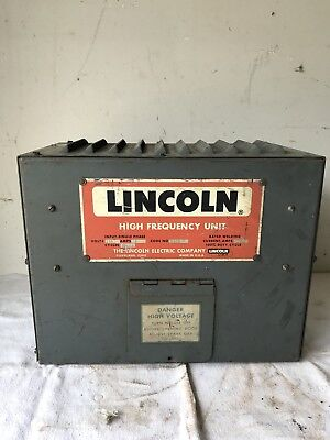 Linciln High Frequency Unit