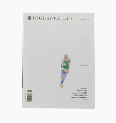 HIGHSNOBIETY Magazine Issue 11 (Fall/Winter 2015) SOLD OUT