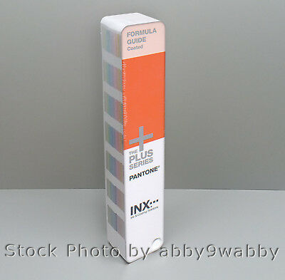 1,755 Colors - - - Pantone Color FORMULA Guide Solid - - - Sealed - - - COATED