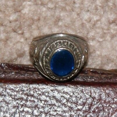 Original Wwii Us Army Airborne Paratroopers Ring Nr