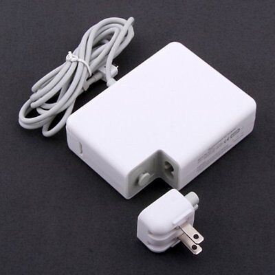 """85W Power Adapter Charger for Apple MacBook Pro A1343 15 A1286 17"""" A1297 T-Tip"""