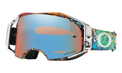 244ae6360d Maschera Cross Oakley Airbrake Mx Goggles Jeffrey Herlings Graffiti  oo7046-53