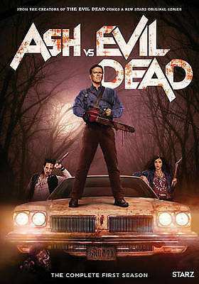 BRAND NEW Ash vs Evil Dead Season 1 DVD FREE SHIPPING SAME DAY RLF