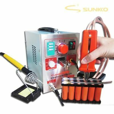 1.5KW S709A Battery Spot Welder with HB-70B Welder pen for 18650 WELDING STATION