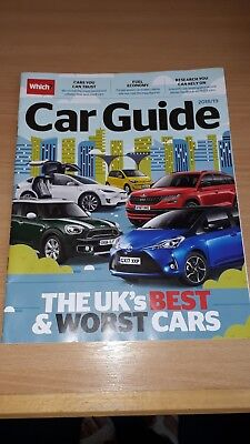 Which? Car Guide Magazine - September 2018