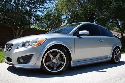 2011 Volvo C30  2011 VOLVO C30 T5 LOW MILES! SUPER CLEAN! MANY UPGRADES! FREE SHIPPING