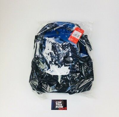 SUPREME X THE North Face TNF Mountain Baltoro Backpack FW17 | 100% AUTHENTIC