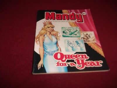 MANDY PICTURE STORY LIBRARY BOOK from the 1980's - never been read: ex condit!