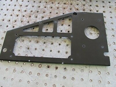 Nascar Msd Ignition Box And Coil Aluminum Mount Plate
