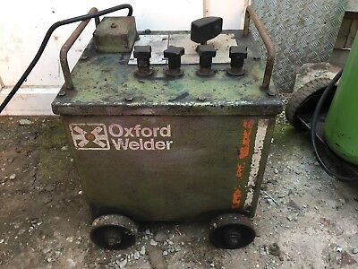 Oxford Bantam 180 Arc Welder Oil Cooled