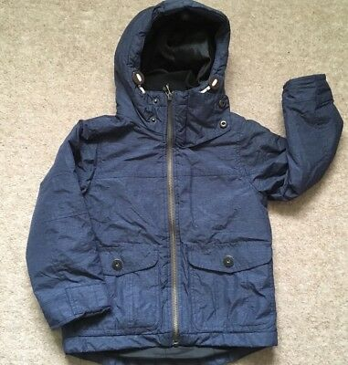 Next Boys Coat 3 Years
