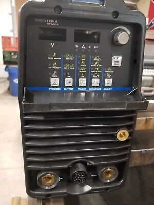 Miller Maxstar 200Dx, Stick And Tig Dc Welder 115V To 480V, Single Or 3 Phase.