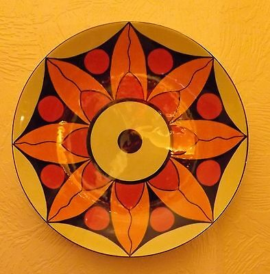 RARE Lorna Bailey Charger Kaleidoscope limited edition 25/100