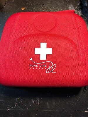 Pure Life Health First Aid 106pc Emergency Kit