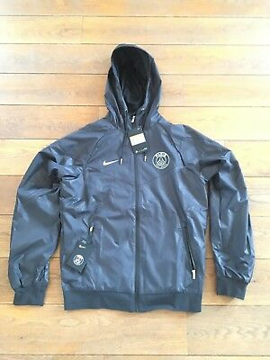 Psg Nike Veste Windrunner Saint Germain Coupe Paris Authentic Vent wtadraq