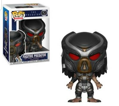 FUNKO POP! Predator Movie, Fugitive Predator #620 - IN STOCK