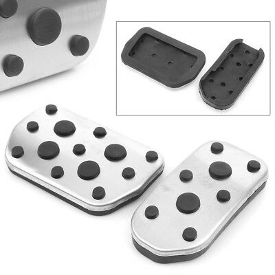 AT Foot Brake Gas Fuel Pedal Cover For Toyota Corolla Rav4 14-17 Levin Lexus NX