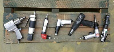 wholesale lot of air tools, pneumatic, all working, campbell hausfeld, husky