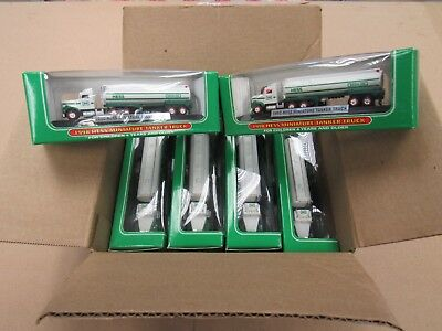 Mini Hess Trucks Mib 1998 Buy 1 Or Up To 6 (12489-Closet-0)