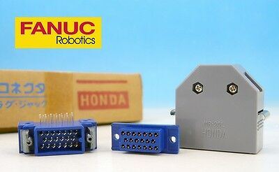 SET MR-20RMA + MR-20F + MR-20L 20pin Female Male Case HONDA JP CONNECTOR FANUC