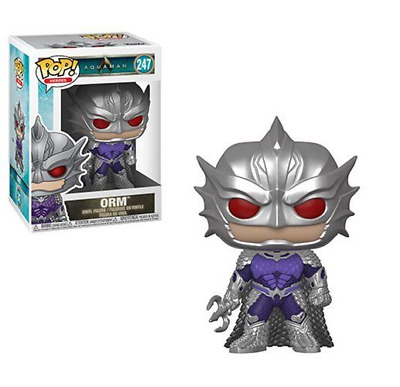 Funko Pop! Heroes Aquaman Orm #247 IN HAND
