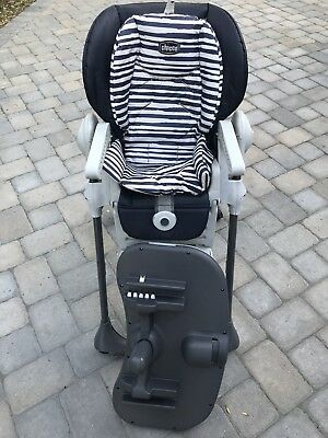 baby high chair chicco
