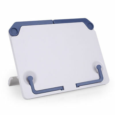 ABS Material Foldable Desktop Sheet Music Stand Holder Table Book Stand