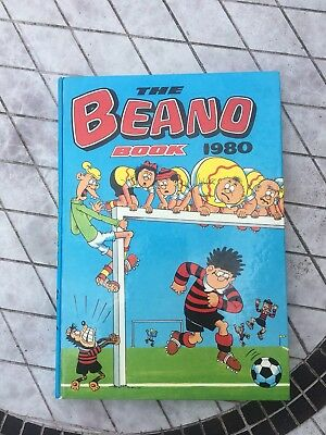 The Beano Book - 1980  -  Unclipped