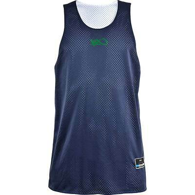 K1X Reversible Practice Basketball Jersey Navy White