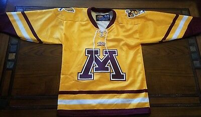 Youth MN Golden Gophers Football Jersey XL